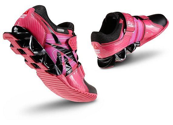 Women's Womens Reebok CrossFit Lifter Plus Shoes V52264
