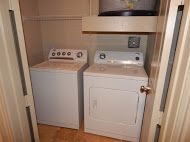 Be able to do laundry in your apartment.  More pictures at www.Uptown101.com! #1900McKinneyApartments #UptownDallasApartments.
