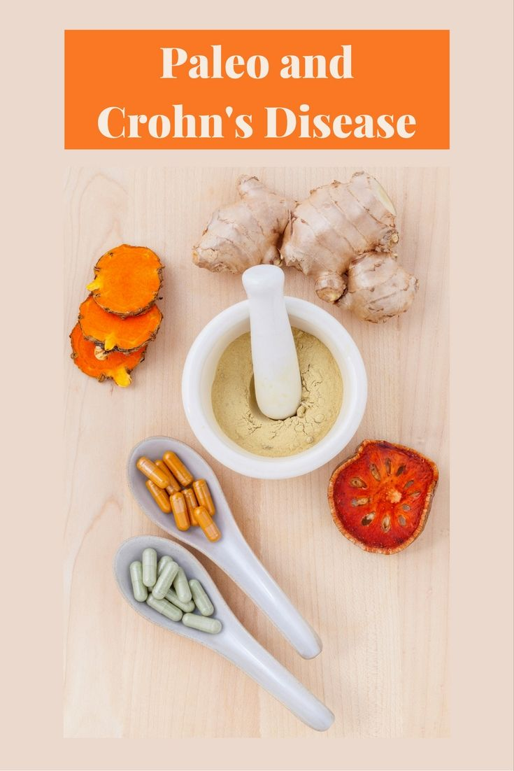 paleo diet for crohns