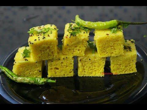 मऊ लुसलुशीत ताकातला ढोकळा | Dokla Recipe in Marathi ...
