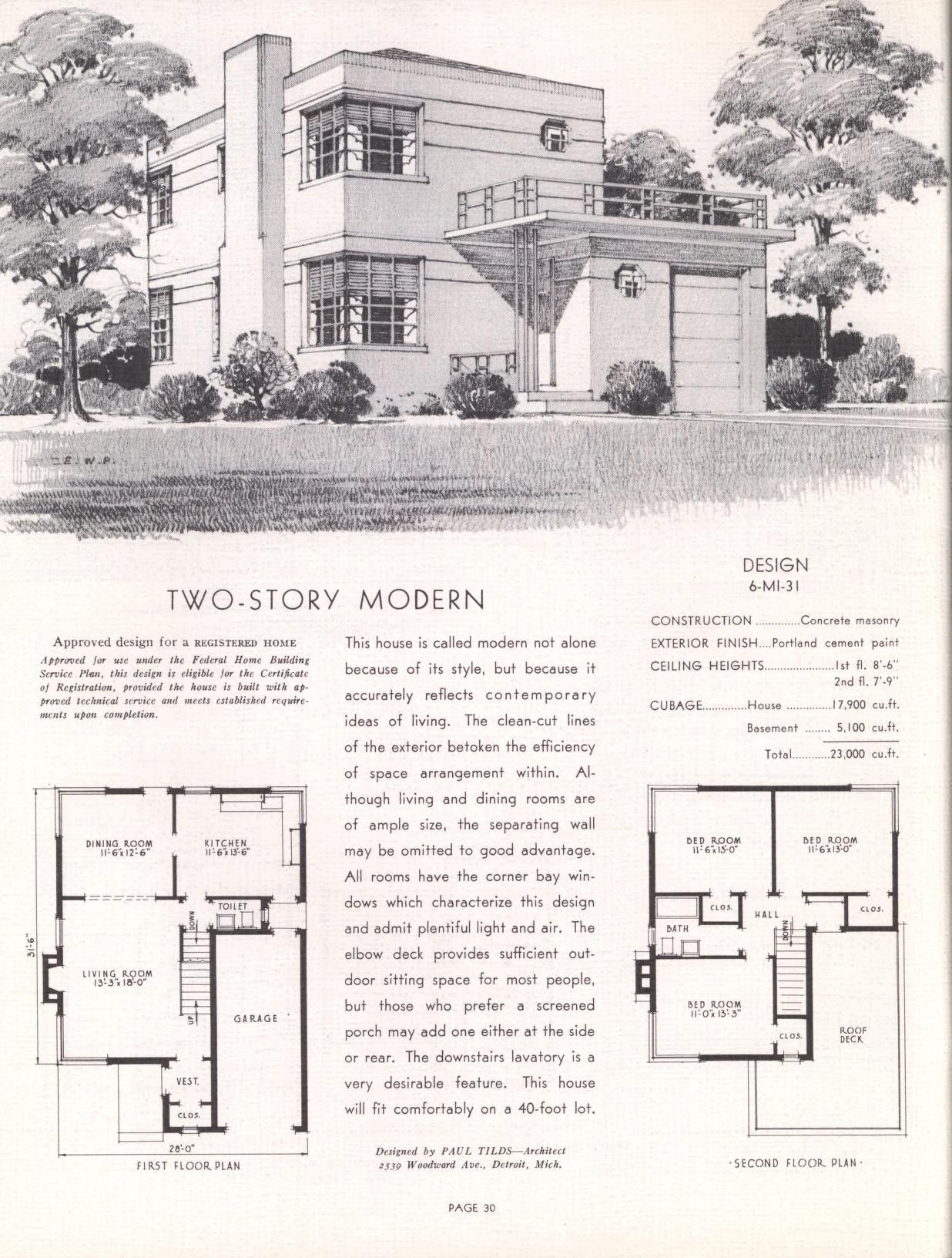 Pin By David Carr On Mid Century Modern Vintage House Plans Art