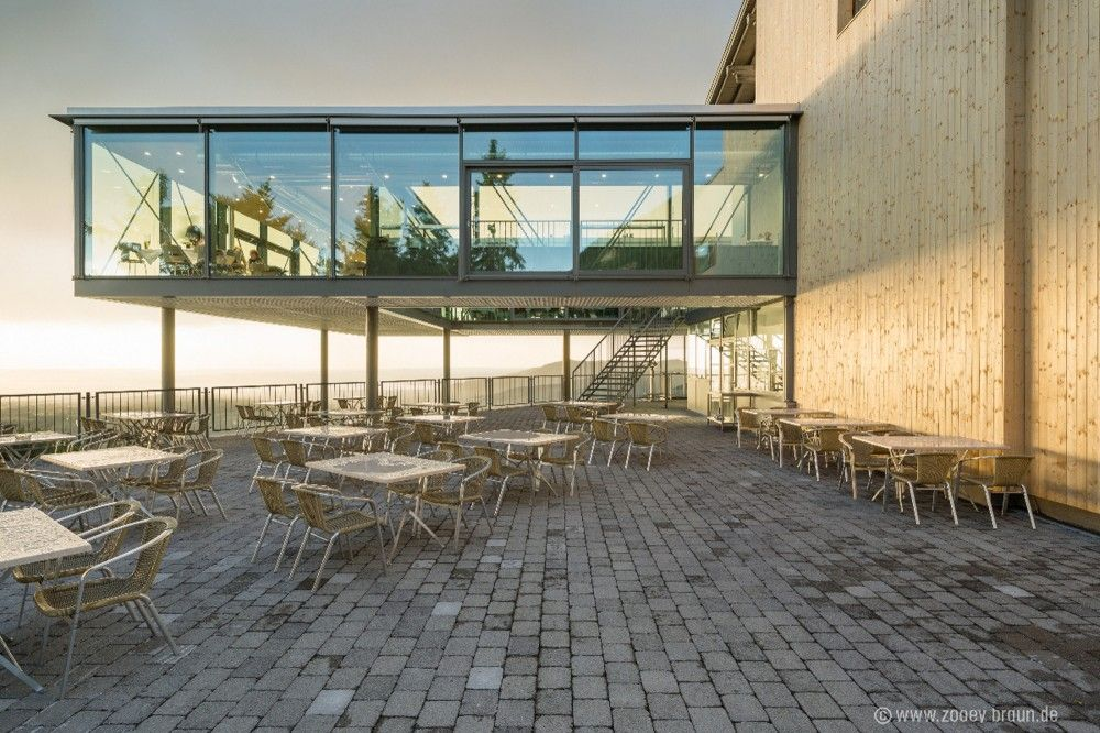 Panoramic Restaurant Karren  / Architekten Rüf Stasi Partner