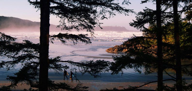Enjoy The Beaches And Recreation In Tofino At Pacific Sands Beach Resort Http