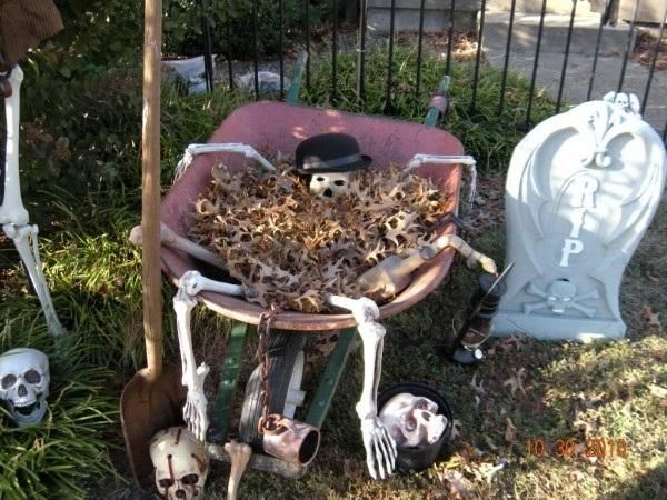Halloween decorations  IDEAS  INSPIRATIONS Halloween Decorating - homemade halloween decoration ideas for yard