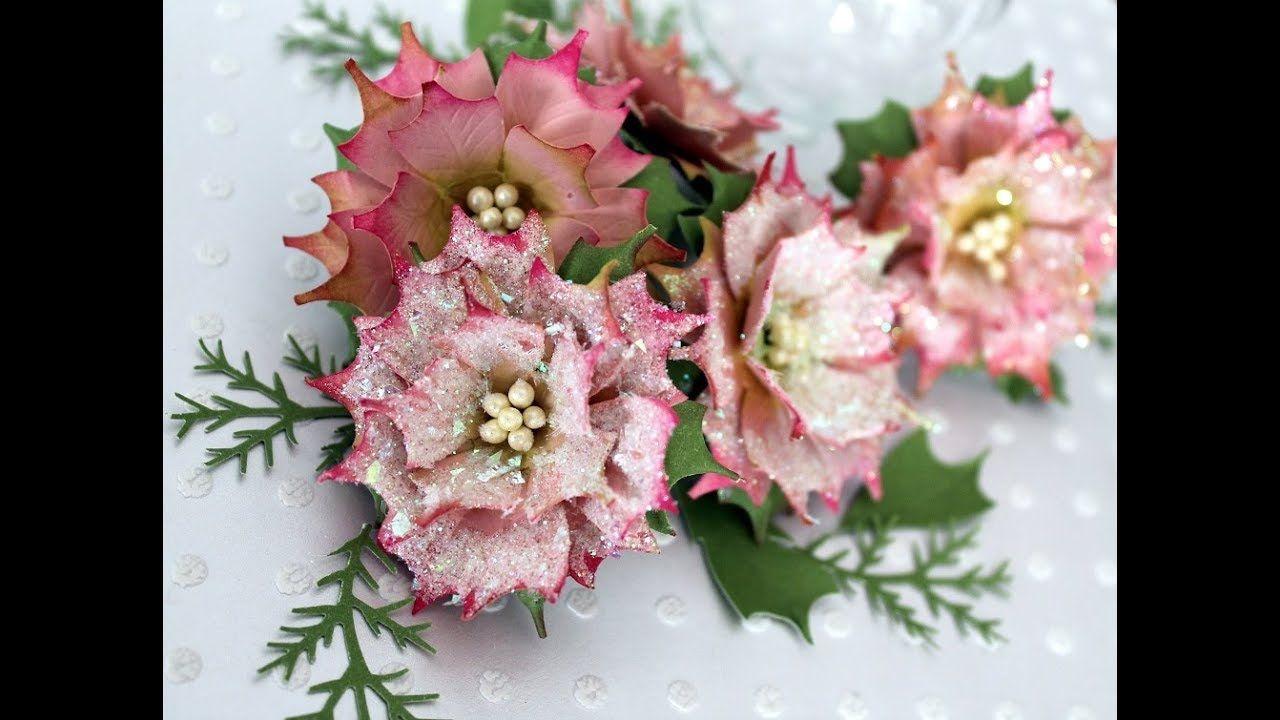 How To Make Poinsettia By Archana Joshi Follow The Flower Friday