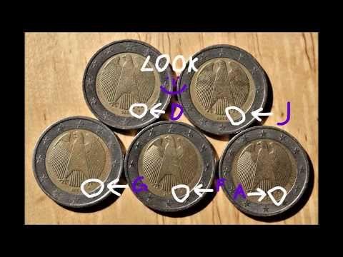 Diese 5 Cent Münze Macht Dich Reich Youtube Münzgeld