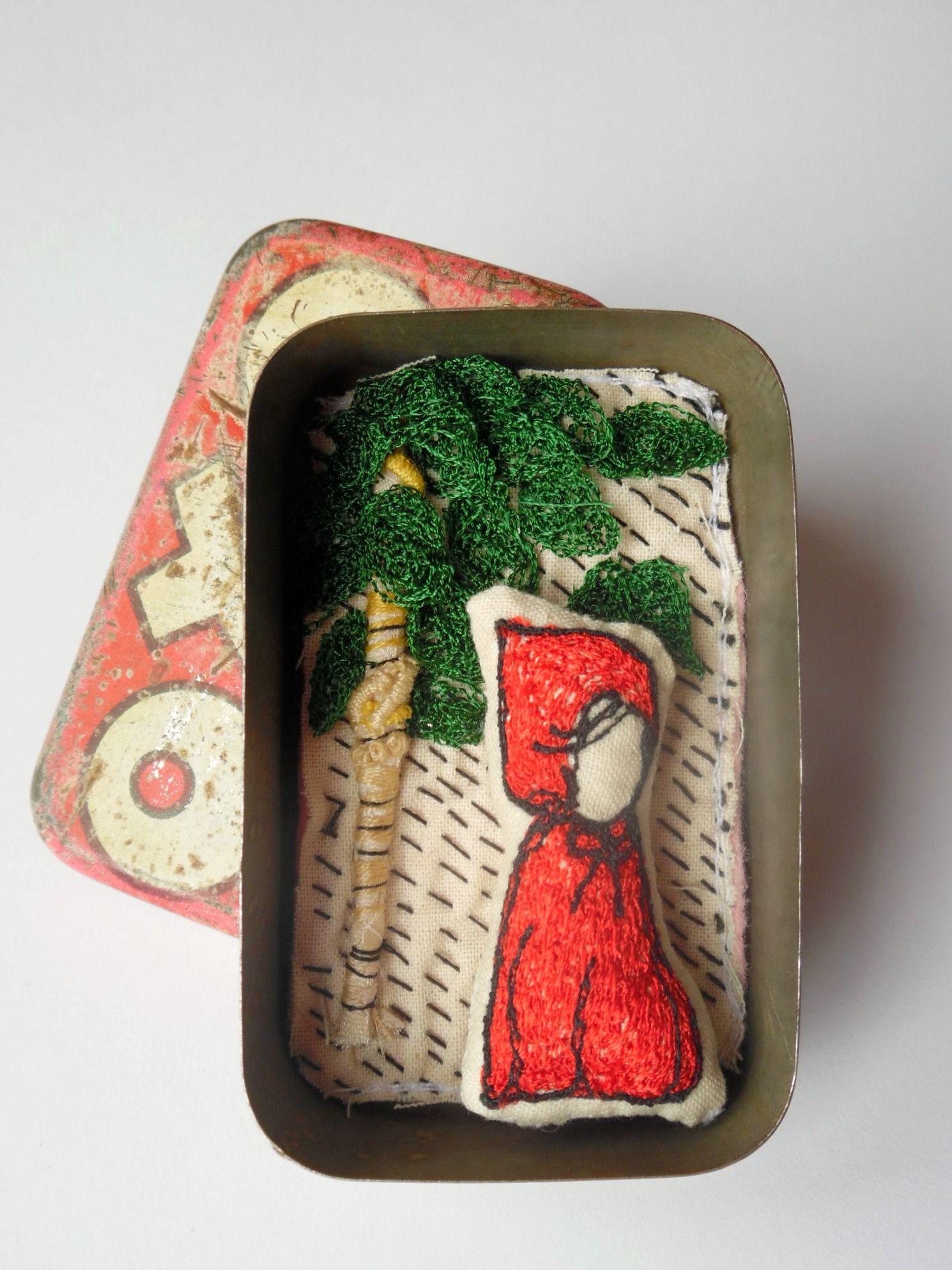 Kirsty Mason - textiles