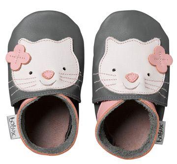 Kitten Baby Shoes