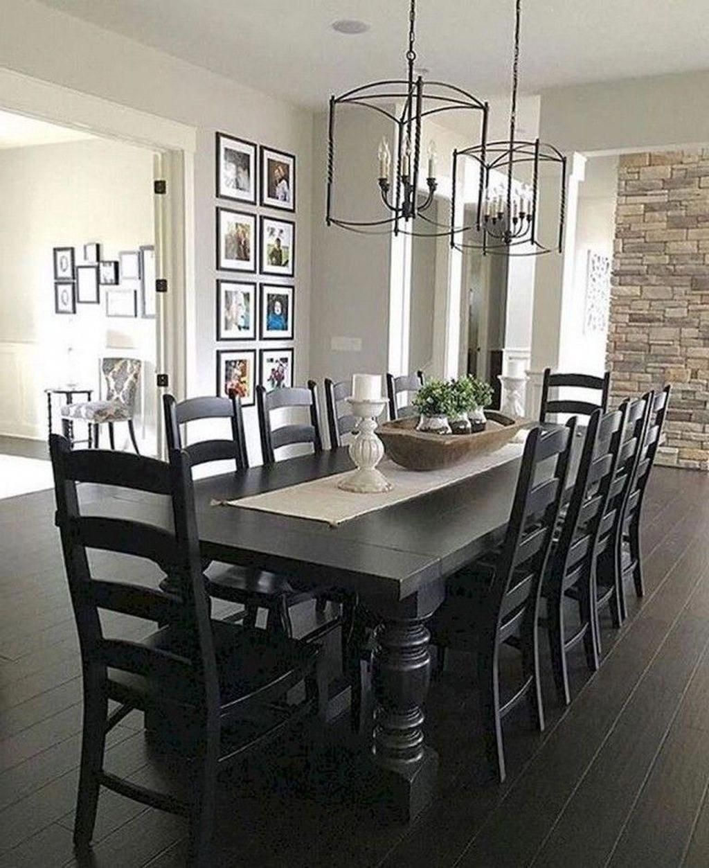 50 choosing the right farmhouse dining room table