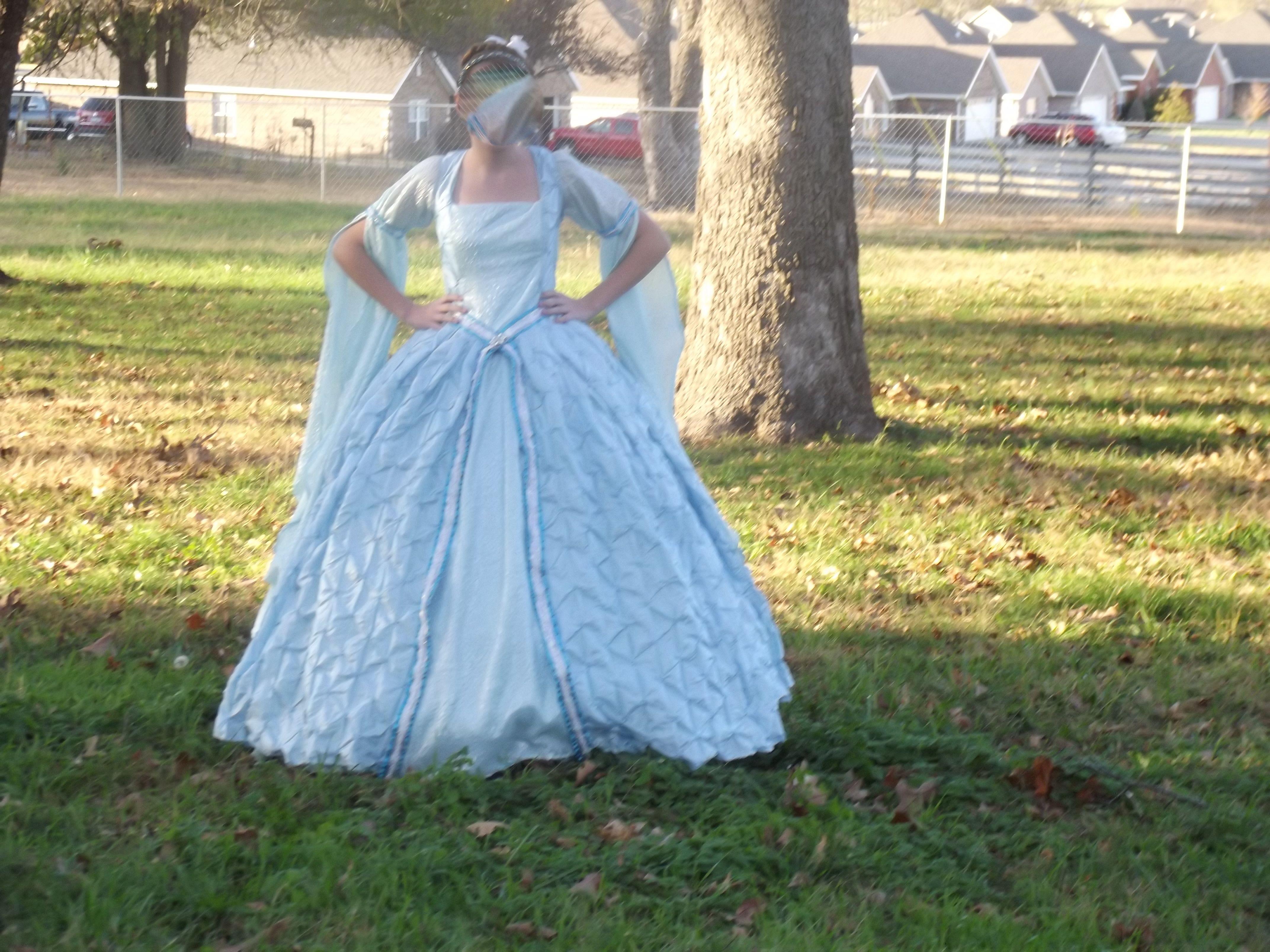 Renaissance Ball Gown | RENAISSANCE CLOTHING! | Pinterest ...