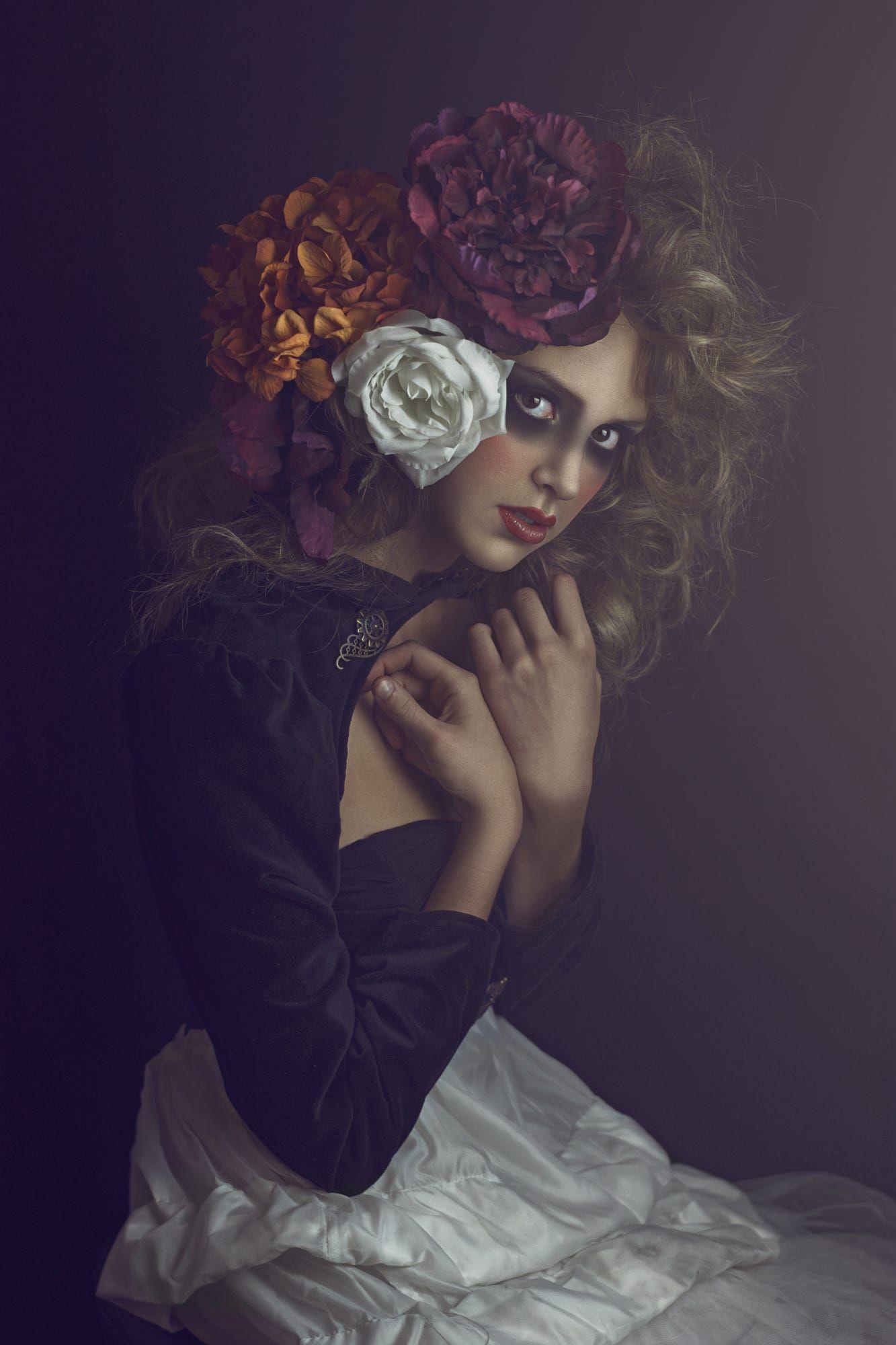 Makeup Aly Goo Hair Lorrie Blais Model Merrick