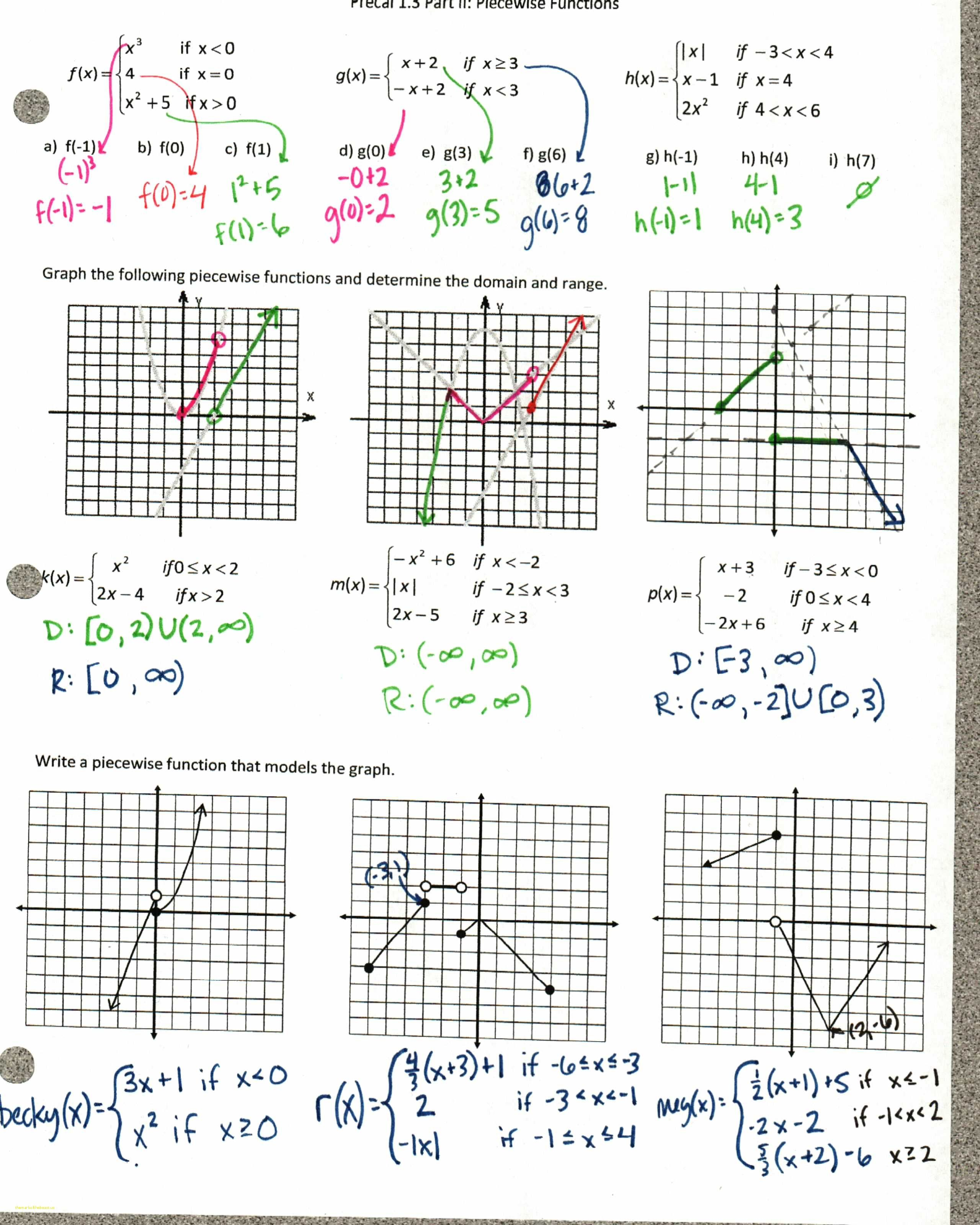 35 Clever Graphing Exponential Functions Worksheet Design With