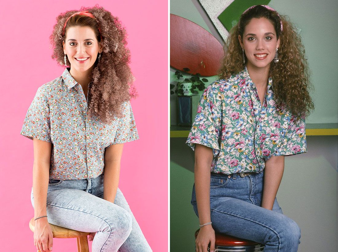 How to Dress Up as the Saved By The Bell' Gang forHalloween