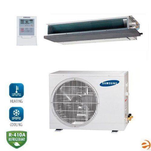Eh070cav Concealed Ceiling Mini Split Heat Pump 24 000 Btu By