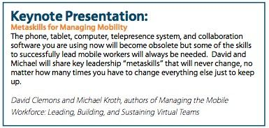 LearnCast's David Clemons will be discussing MetaSkills at HRM Asia's 2nd Annual Talent Mobility Congress alongside Michael Kroth.