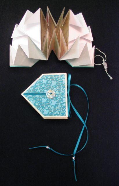 DIY Mini NOTEBOOKS | How to Make a Mini Origami Book | DIY Paper ... | 640x411