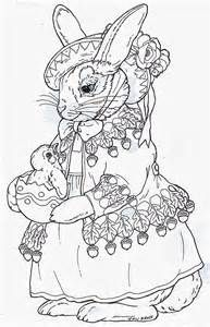 beatrix potter coloring pages bing images