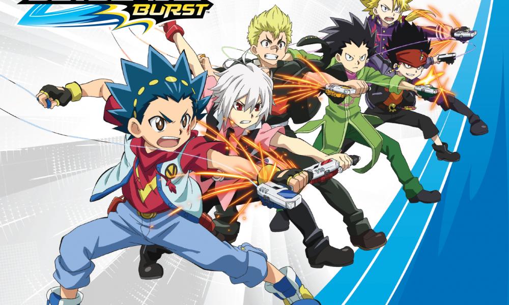 Anunciado el anime de Beyblade Burst Chôzetsu Anime