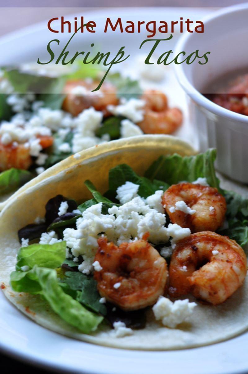 Chile Margarita Shrimp Tacos Recipe