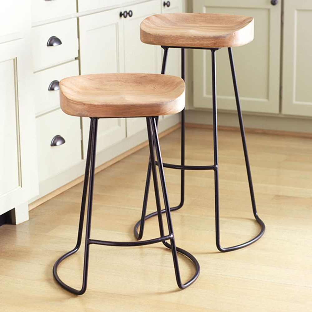 Smart And Sleek Stool Short With Images Modern Bar Stools