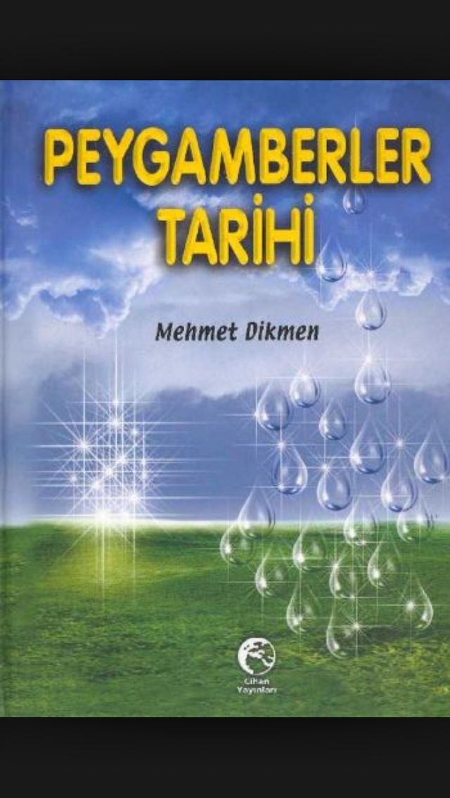 Peygamberler tarihi ansiklopedisi pdf to word