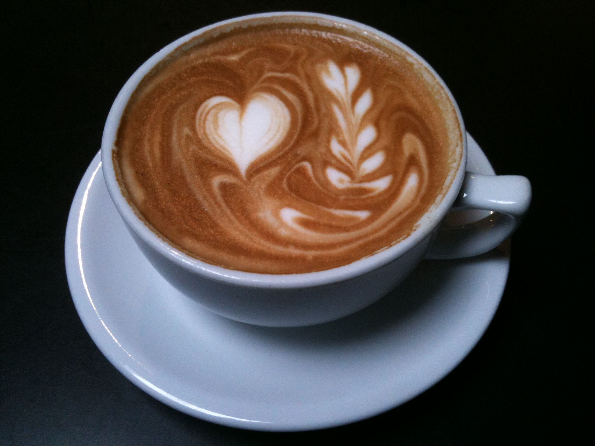 Cappuccino in Seattle