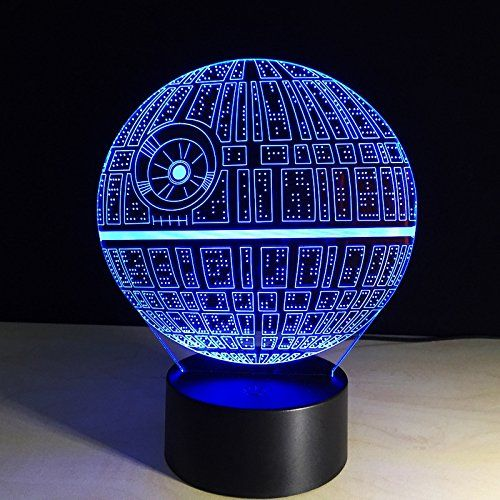 Pin By Fred On Lamp Adas 2d 3d 3d Led Night Light Star Night Light 3d Optical Illusions