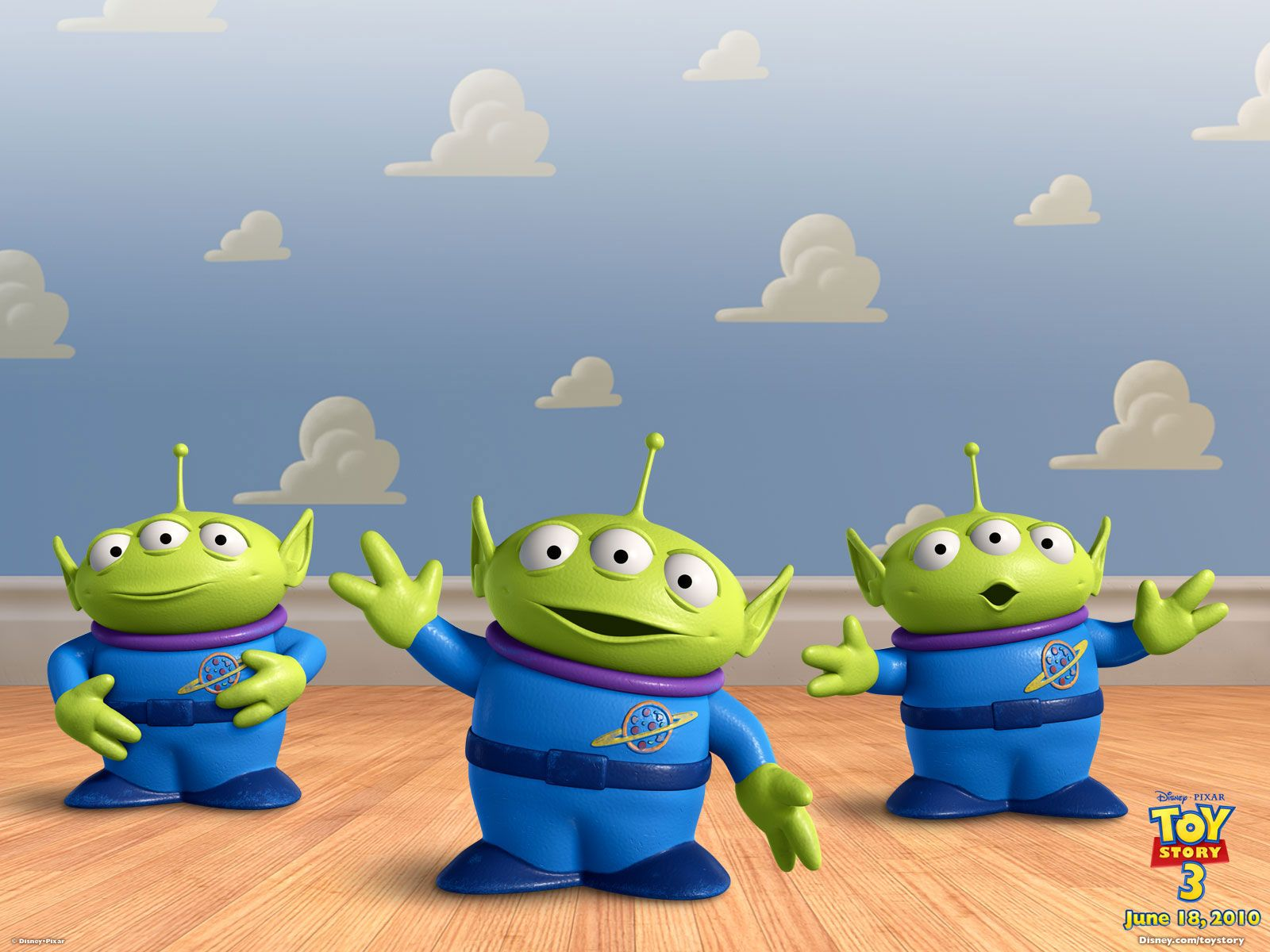 Aliens Toy Story Movie Toy Story 3 Toy Story Alien