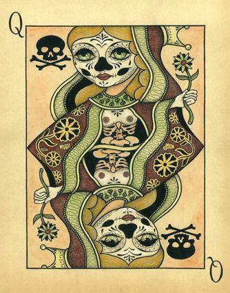 The Art Of Brandon Maldonado. Shop Original Prints. Book Of The Dead.