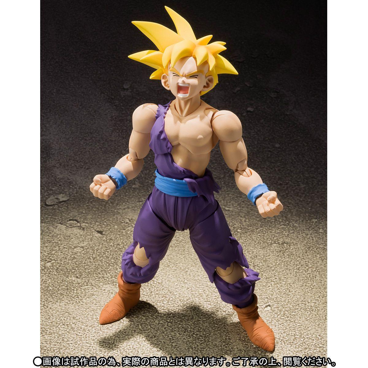 Dragon Ball Super Figure BANDAI Premium S.H.Figuarts  Jiren Final Battle-