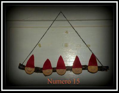 RIIHIPÖLLÖN REVIIRILLÄ: Joulukalenteri 2012