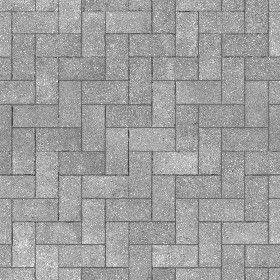 Textures Architecture Paving Outdoor Concrete Herringbone
