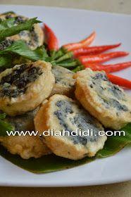 Diah Didi S Kitchen Tips Membuat Rollade Tahu Daun Singkong Resep Masakan Masakan Resep