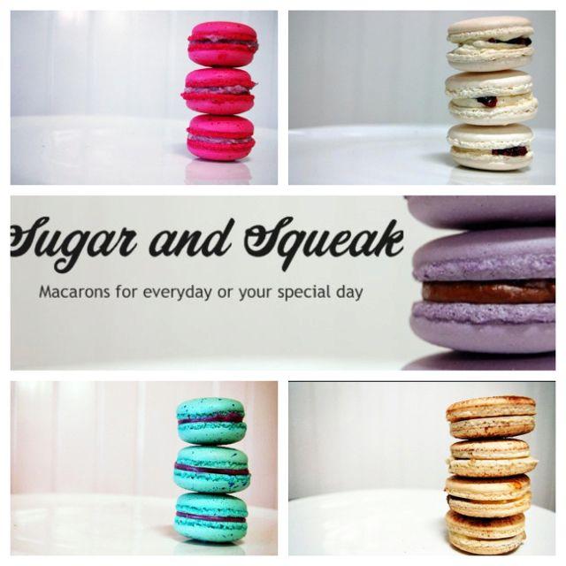 Sugar and Squeak