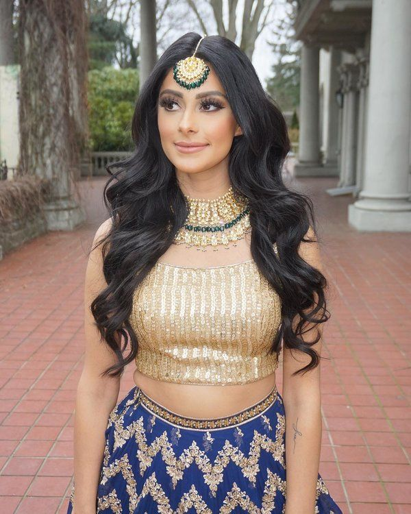 25 Pre Wedding Hairstyles For Mehndi Haldi Or More Functions: 25+ Sangeet Hairstyles That Are Beautiful Beyond Words In