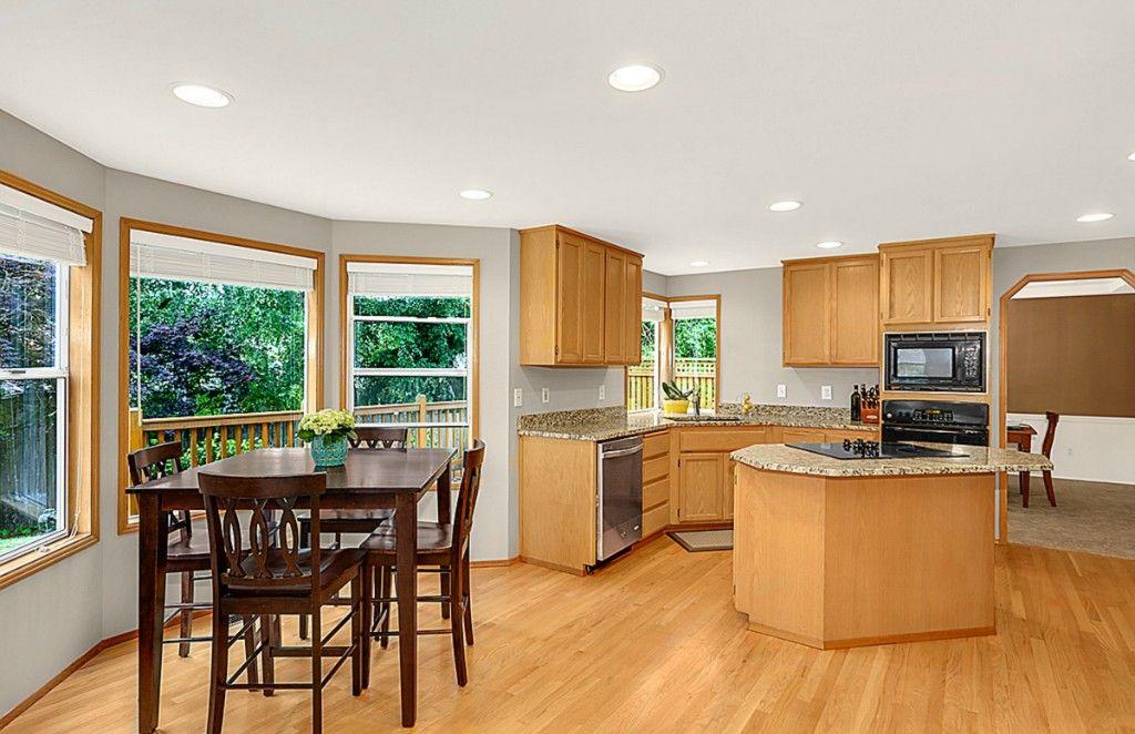 issaquah wa oak trim honey oak trim interior design on paint colors designers use id=50856