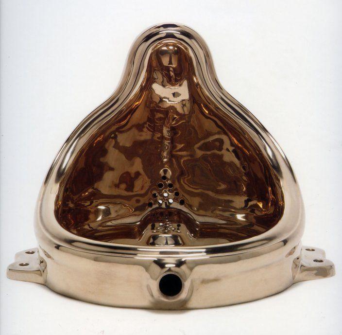 Sherrie Levine, Fountain (Buddha), 1996
