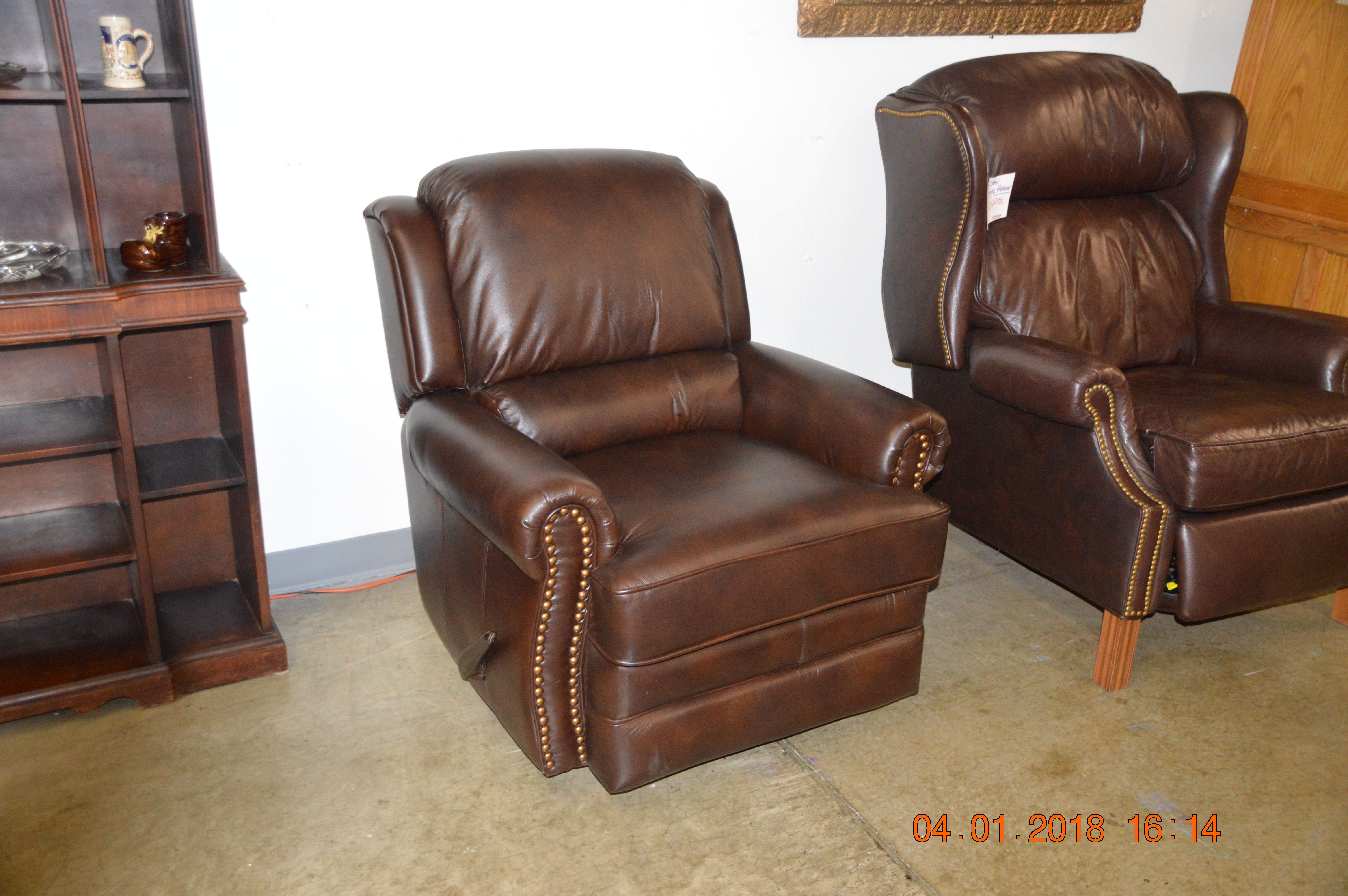 Leather Rocking Recliner Home decor, Furniture, Recliner
