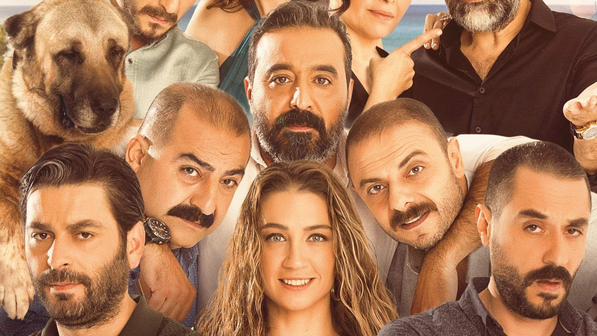 Türkische Comedian Frau