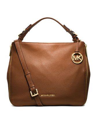 8fbf7dd2b7422e MICHAEL Michael Kors Large Essex Convertible Shoulder Bag ...