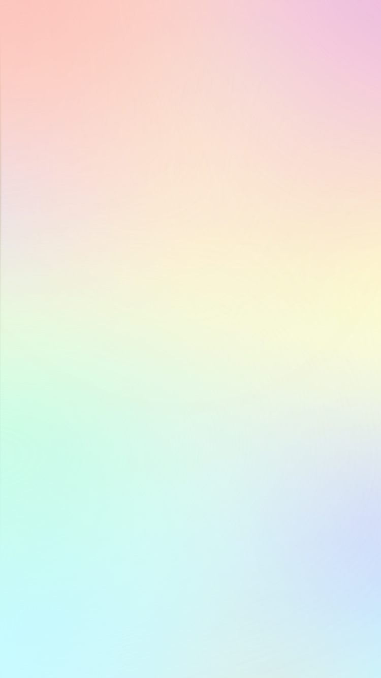 Wallpaper Pastel Polos Pastel Colors Gradient Iphone Wallpapers Polos Iphone 6