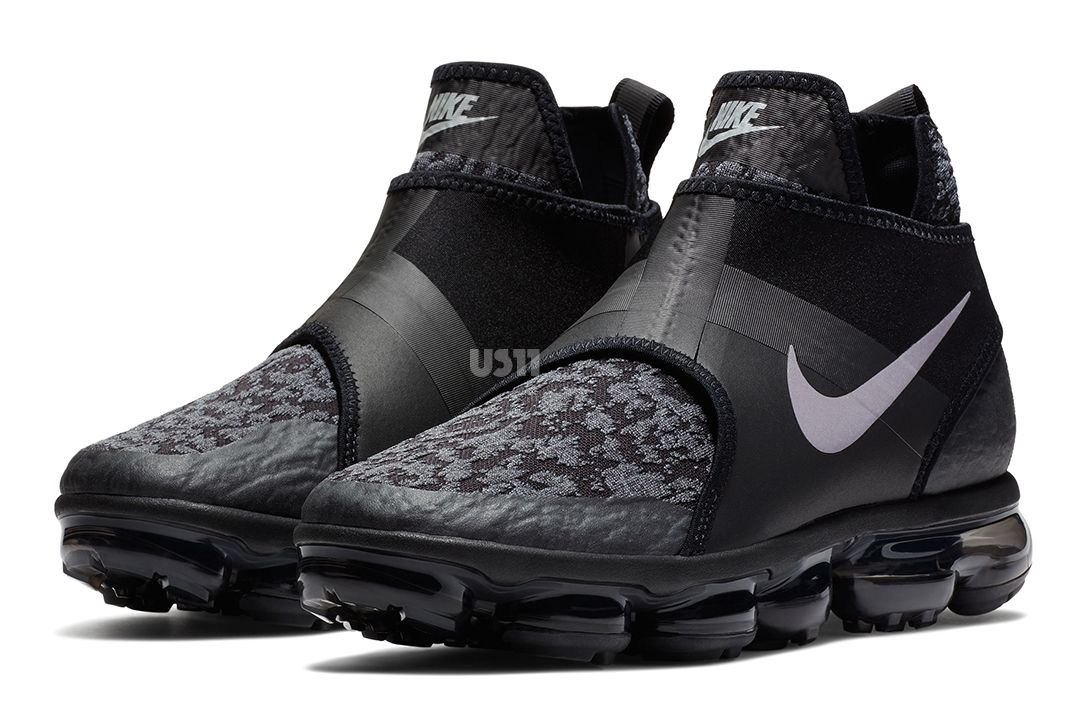 huge discount 5fb45 a658c When Nike Running debuted the Air VaporMax Flyknit in March, it connected  with Marc Newson to produce a mid-top edition of the silhouette. Nike is  now gear