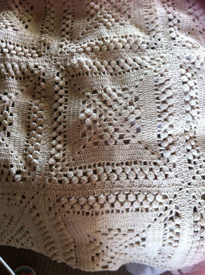 Piecera a crochet | Häkeldecken | Pinterest | Häkeldecke