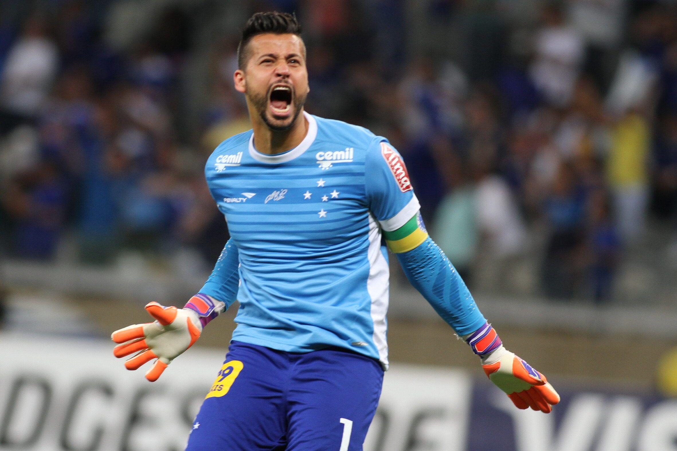Jornal revela que Flamengo sondou o goleiro Fábio do Cruzeiro ... 9f5fd1e853c04