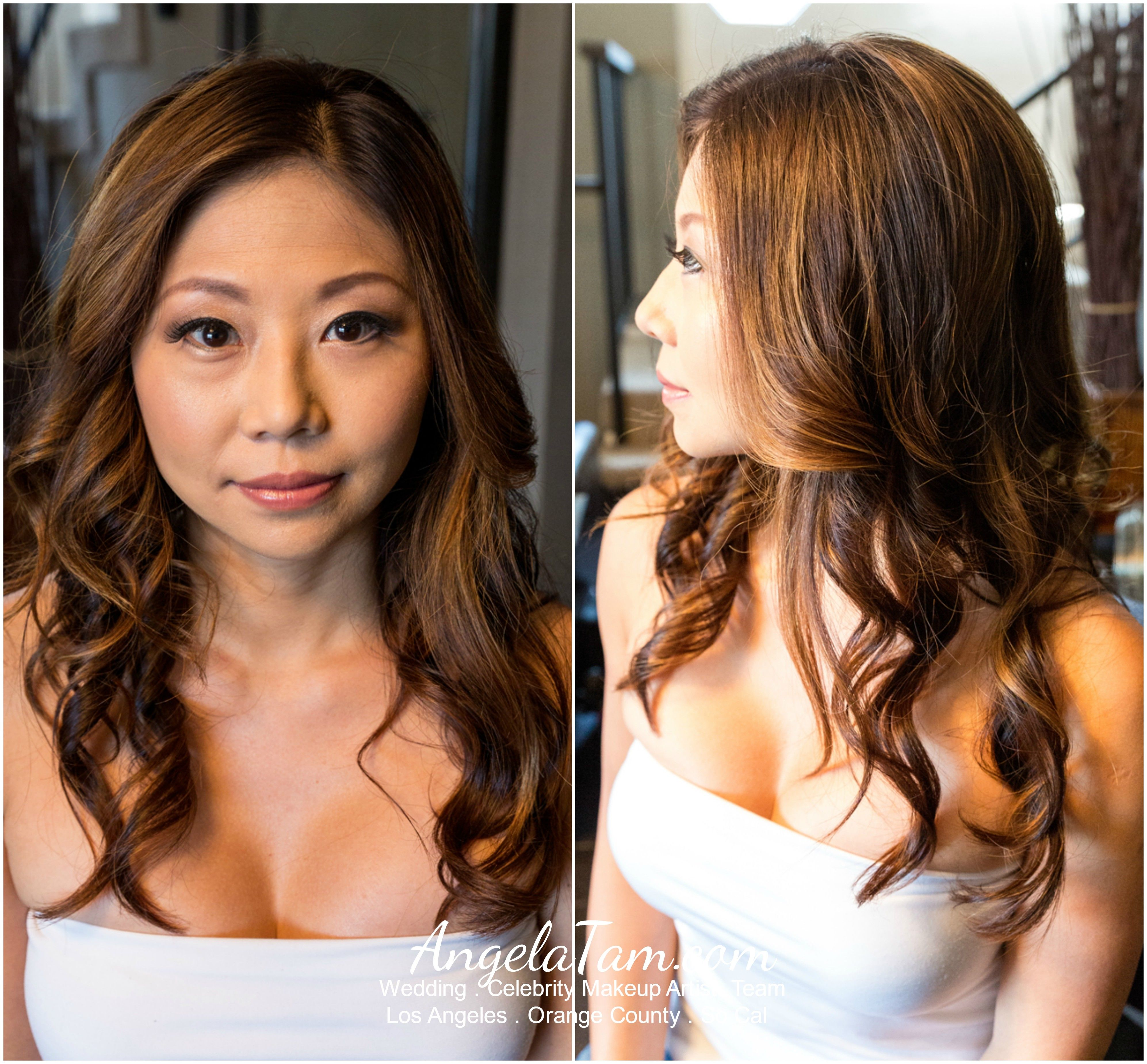 bel air country club wedding | bride rita | asian bridal