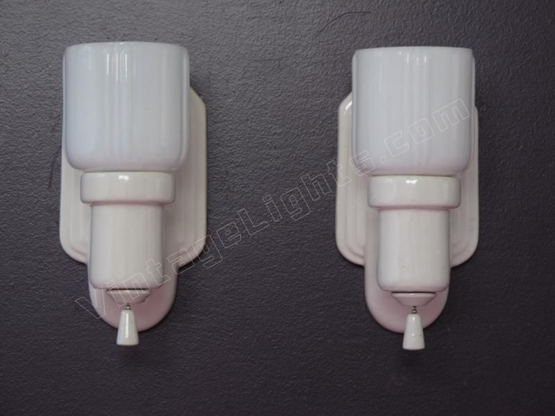 Vintage light fixtures pr antique bathroom lighting wall fixtures vintage light fixtures pr antique bathroom lighting wall fixtures 2 pair available see aloadofball Images