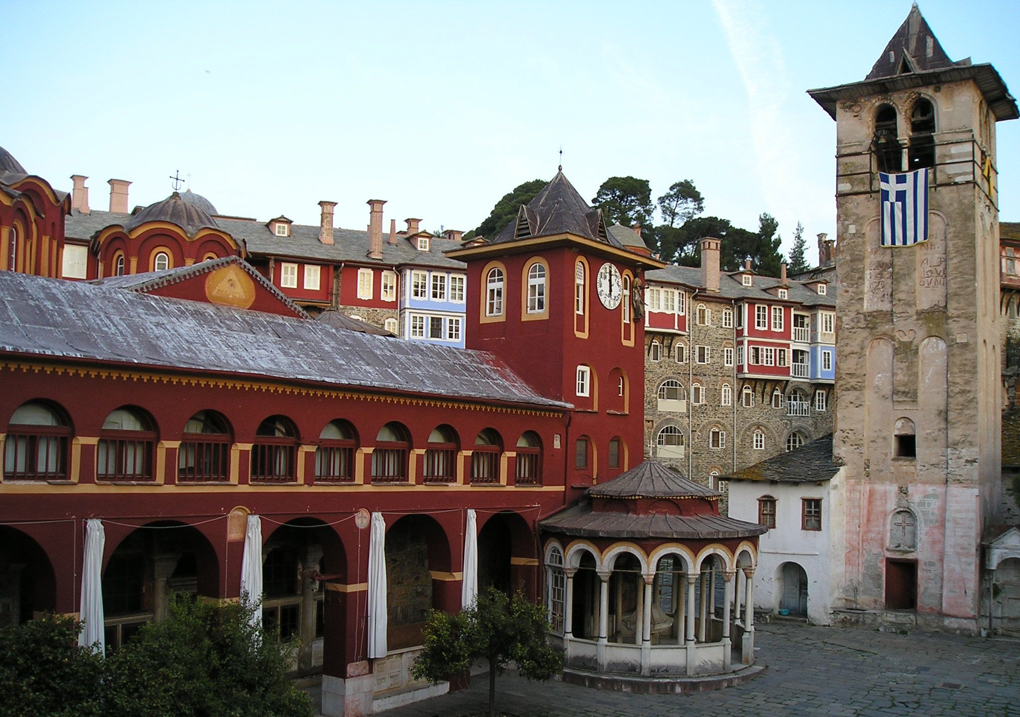 The Sacred Mount Athos Experience  http://www.eaglespalace.gr/cultural-experiences.php