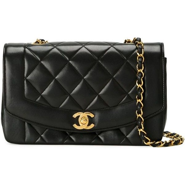 7eb9ba662fd Chanel Vintage Quilted Crossbody Bag ( 4