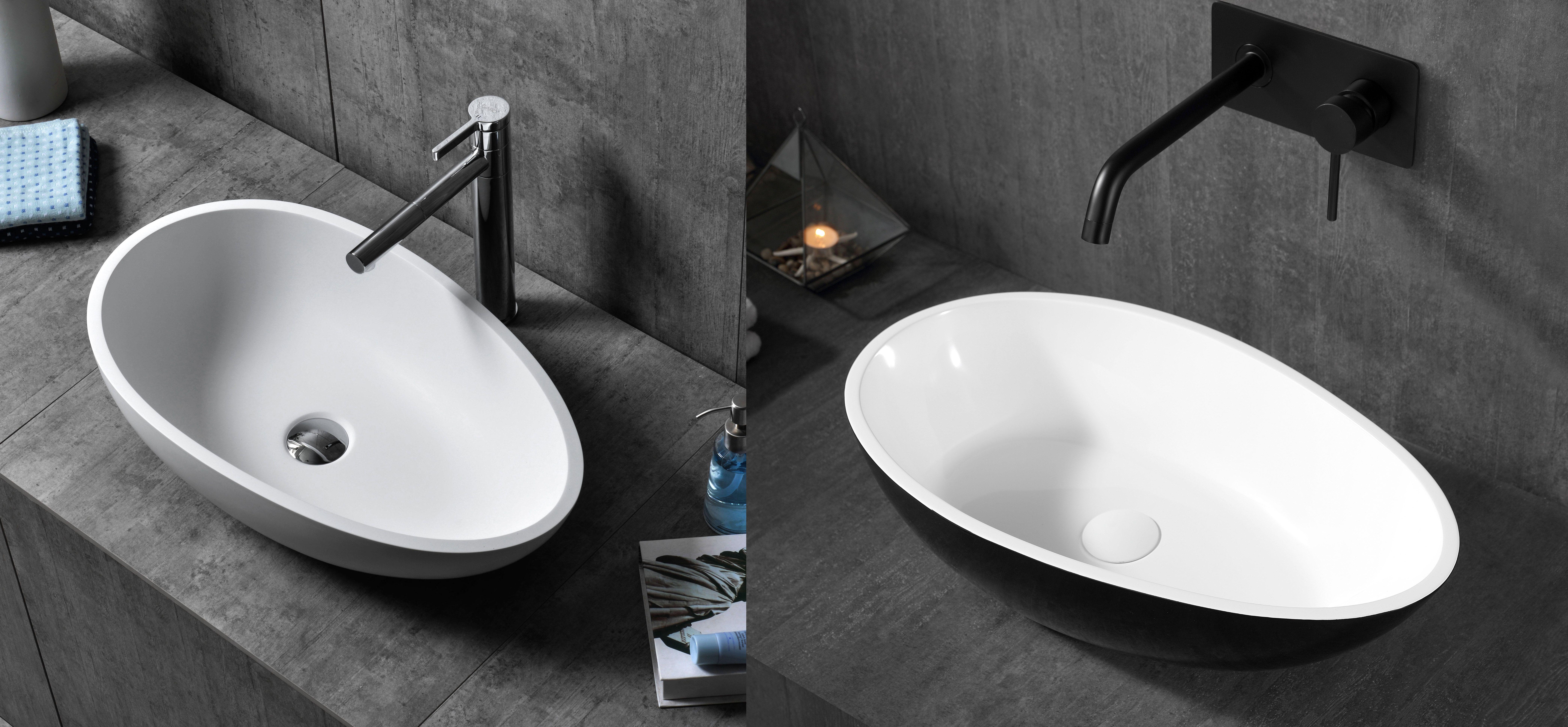 Aufsatzwaschbecken Dk2 Aufsatzwaschbecken Waschbecken Badezimmer Gunstig