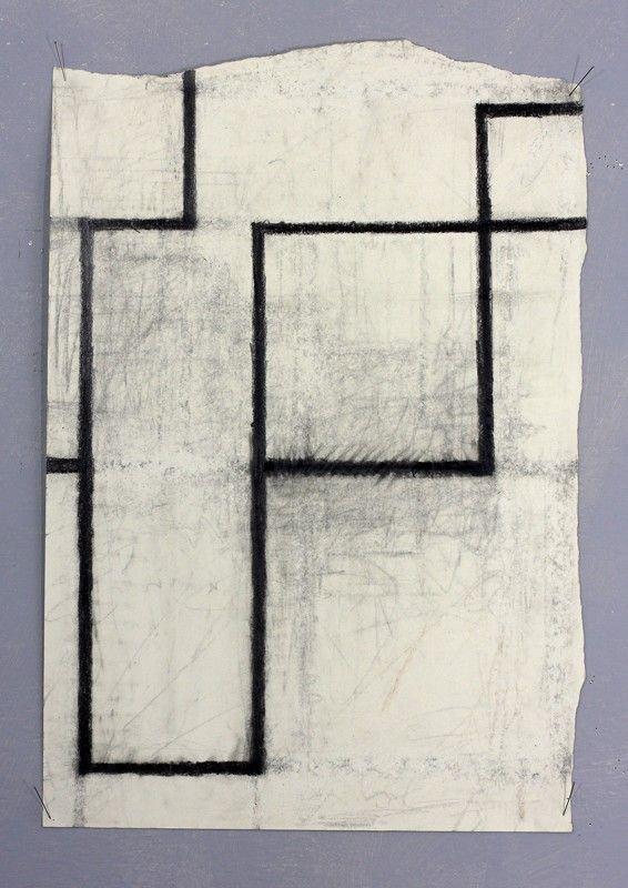 GERRY KEON: DRAWING 17x12 - 430x300